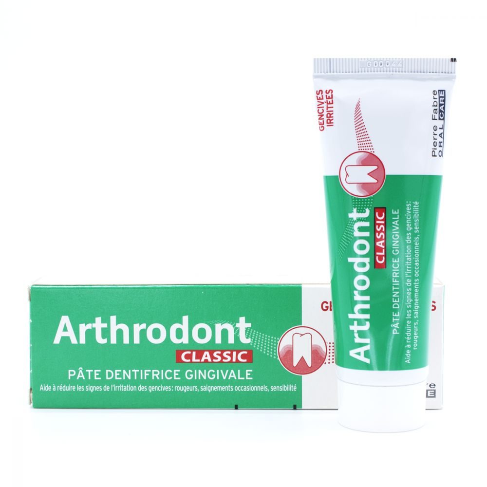 Arthrodont Classic Dentifrice - 50ml