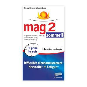 Mag2 Sommeil