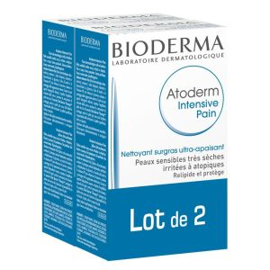 ATODERM Intensive Pain - Lot de 2 - 150-150g