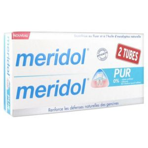 Pur Dentifrice - 75ml x2