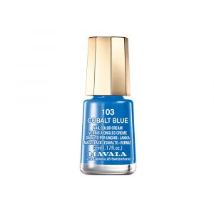 Mini Vernis Cobalt Blue -  5mL