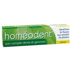 HOMEODENT GM CITRON S COMPLET*