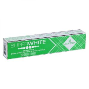 Superwhite Aloe Vera dentifrice 75ml