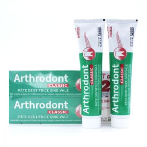 Arthordont Classic Dentifrice Gingivale - 2x75ml