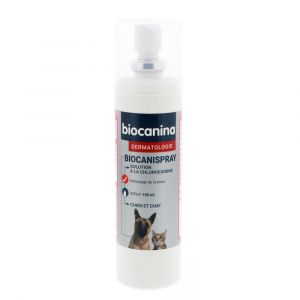 Biocanispray Chlorhexidine - 100ml