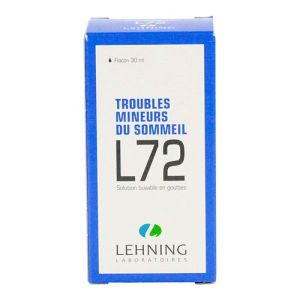 L72 solution buvable 30ml