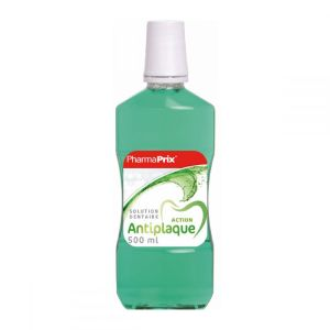 Bain de Bouche Solution Dentaire Anti-plaque - 500ml