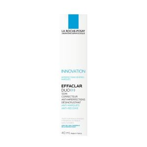 Effaclar Duo (+) Soin teinté anti-imperfections, anti-marques et anti-récidive (teinte medium) 40ml,