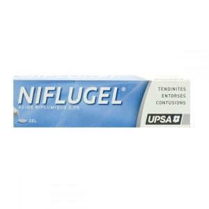 Gel Niflugel - tube de 60 g