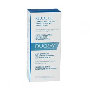 Kelual DS shampoing antipelliculaire100ml