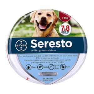 Seresto collier grands chiens