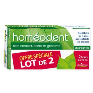 Homeodent Soin Compl Chl 75ml 2