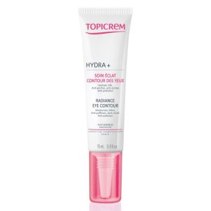 Topicrem Hydra+ Soin Eclat Contour Yeux 15ml