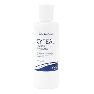 Cyteal solution moussante 250 ml - Pierre Fabre