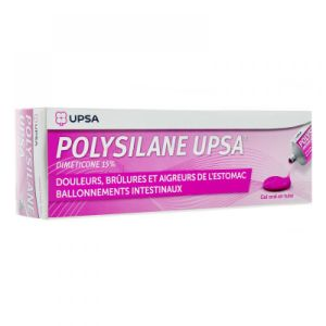 Polysilane Gel - Tube de 170g